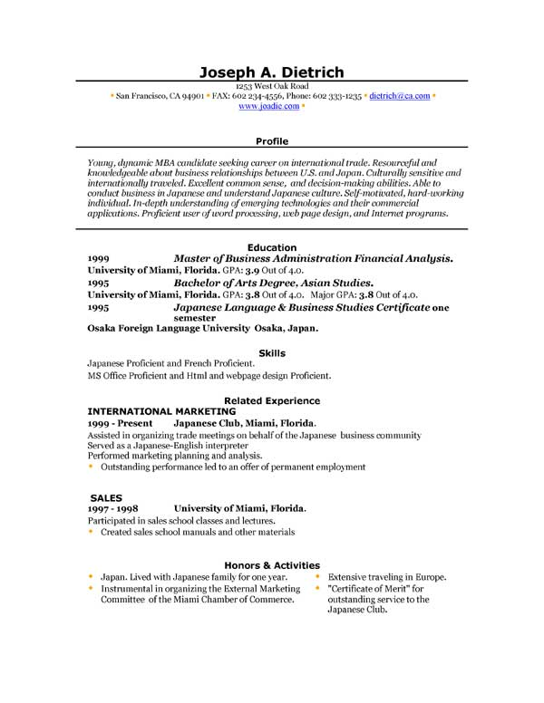 Marvelous Fieldstation.co Intended For Resume Template Download Word
