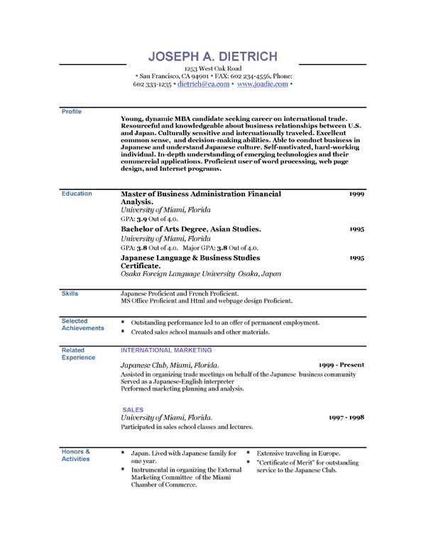 basic. jobstar resume guide template for functional resumes ...