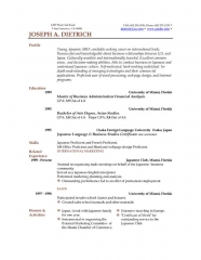 examples-of-a-resume