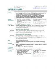 sample-resume-format