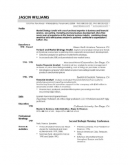 sample-resume-template