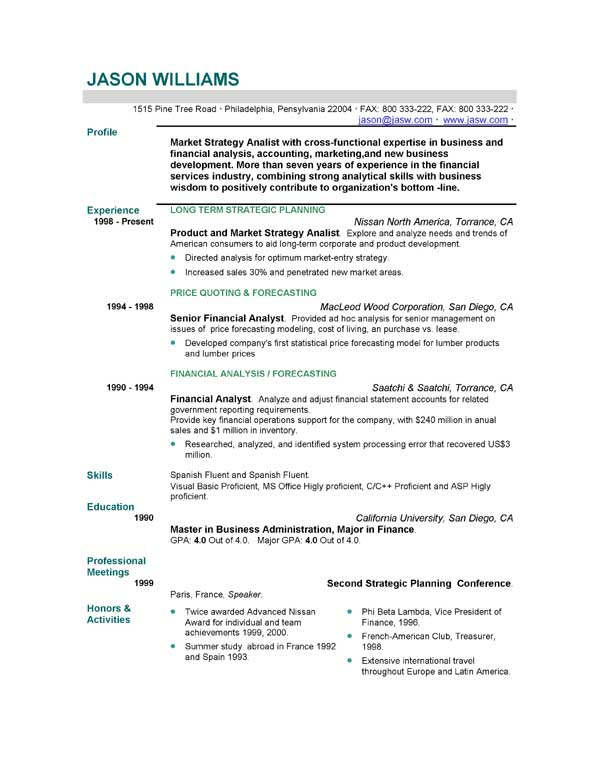 resume examples for teenagers first job resume templates by easyjob