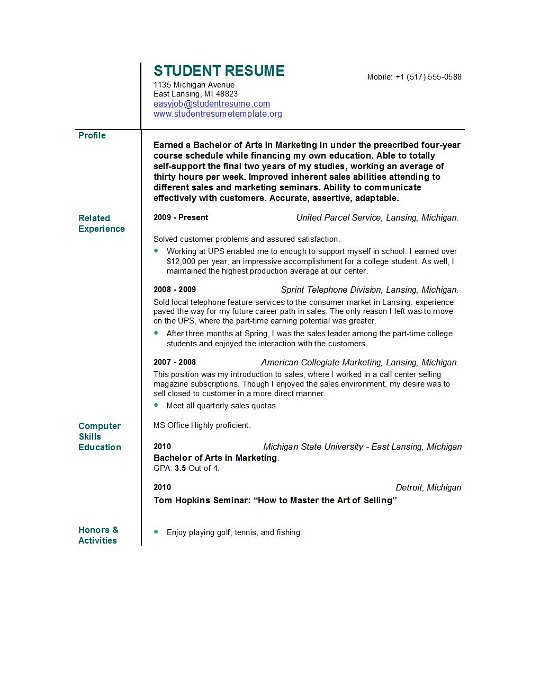eyegrabbing resume objectives samples livecareer examples of - Objective In Resume For It